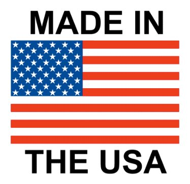 made in USA square